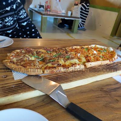 My 50cm Pizza