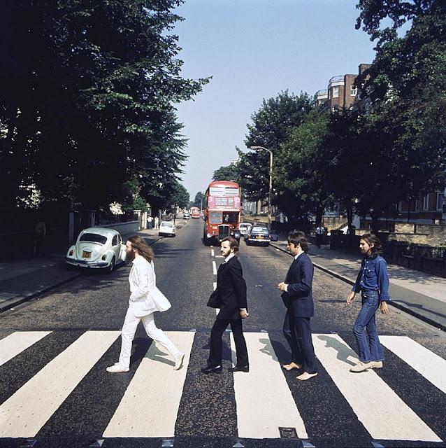 Foto 4 da sessão em Abbey Road