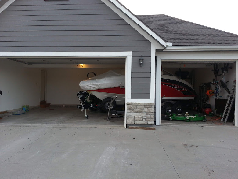 How I Get My Boat In The Garage Jet Boaters Community Forum