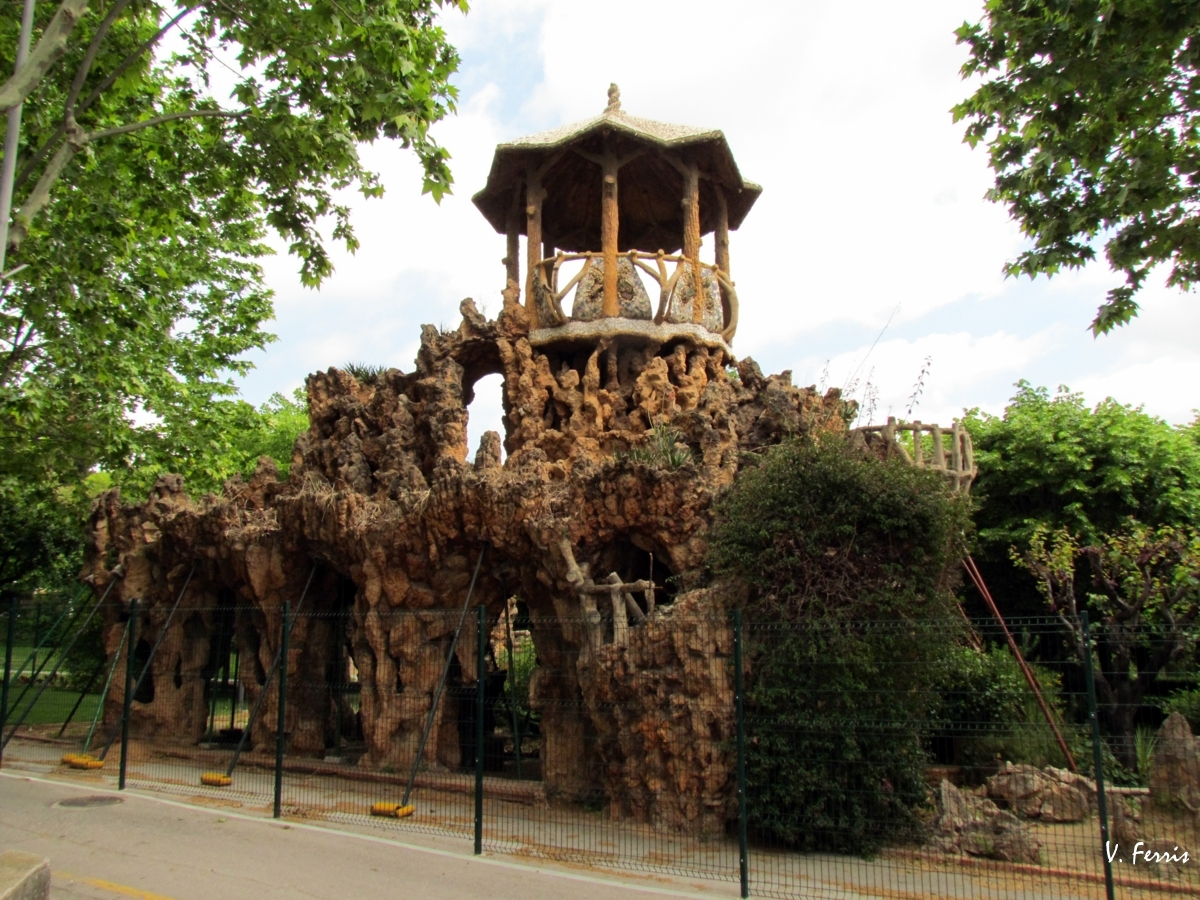 Parc Sanitari Sant Joan De Deu Barcelona Modernista