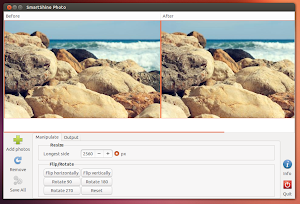 SmartShine su Ubuntu 13.04