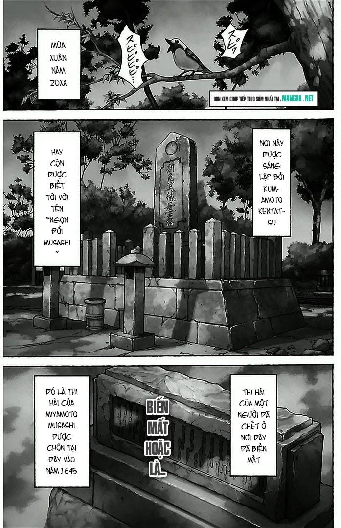 Baki Dou chap 5 page 1 - IZTruyenTranh.com