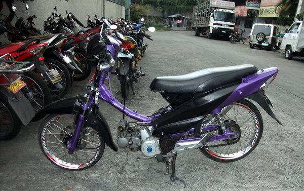 help: Sym Bonus 110 upgrade | Motorcycle Philippines