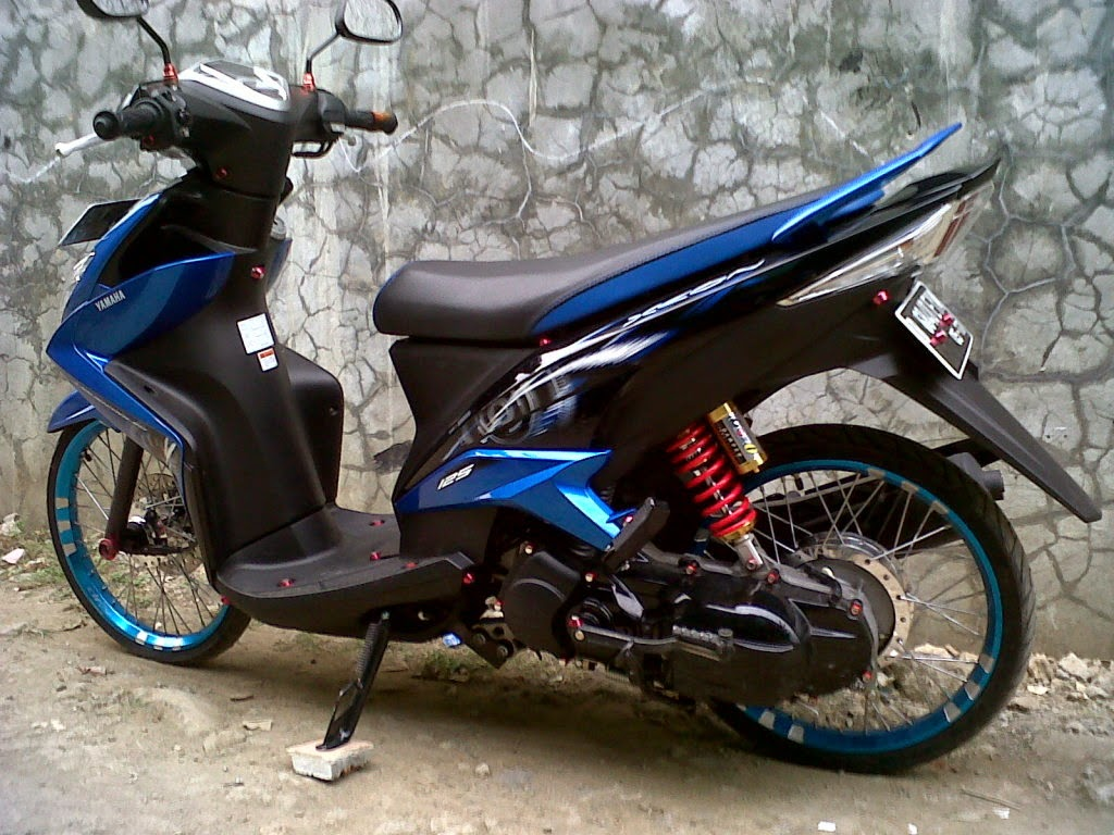 Modifikasi Skywave Velg 17