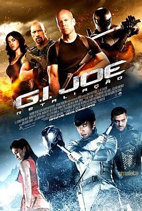 Filme Poster G.I. Joe 2: Retaliação TS XviD & RMVB Dublado