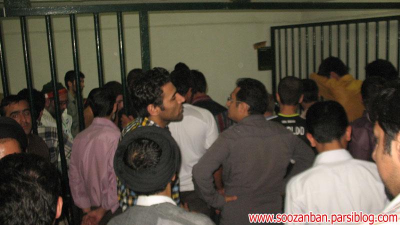 برگزاری نماز جماعت در نمازخانه های ورزشگاه آزادی