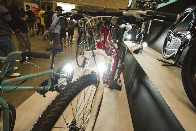 日本最大の自転車展示会【CYCLE MODE international 2013】に行ってきた