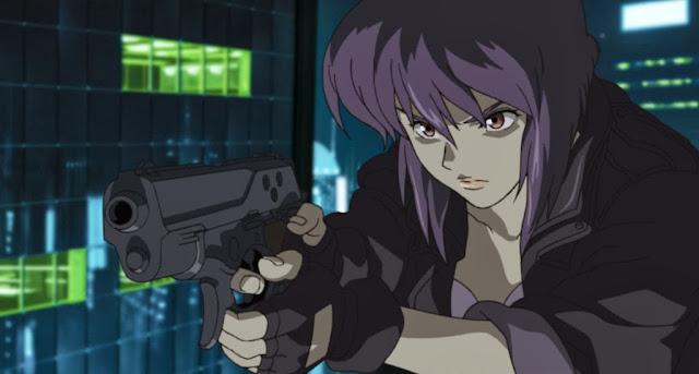 草薙素子「あら、そう?なら、死になさい!!」