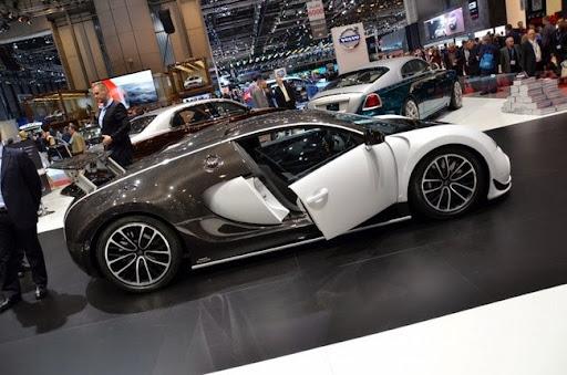 Những chiếc xế độ cực đỉnh của Mansory tại Geneva 2014 7