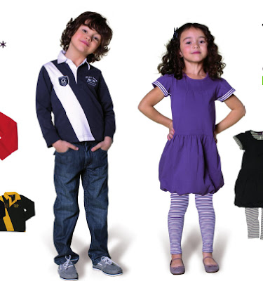 MODA INFANTIL FRANCESA SERGENT MAJOR