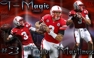 Taylor Martinez T-Magic POTW Wallpaper