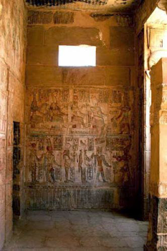 The Temple Of Deir El Medina