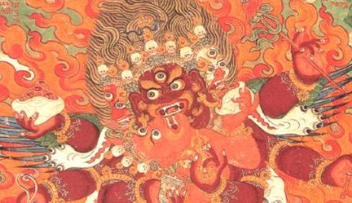 Wrathful Deities Image