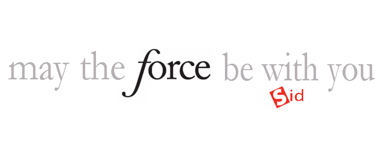 May the Force.com be with you