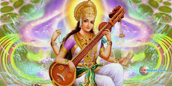 आज श्रीपञ्चमी, सरस्वतीको पूजा गरिँदै