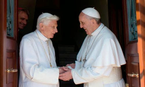 Ex Pope Benedict Says God Told Him To Resign During Mystical Experience