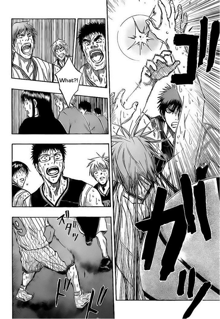 Kuroko no Basket Manga Chapter 164 - Image 20