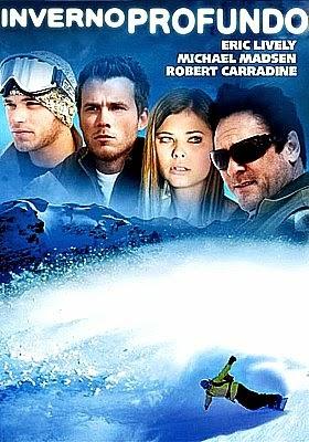 Filme Poster Inverno Profundo DVDRip XviD Dual Audio & RMVB Dublado