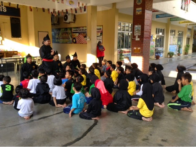 Live blogging Silat gayung   SK Taman Nusa Perintis 965dacb554