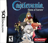 Jaquette de Castlevania: Dawn of Sorrow