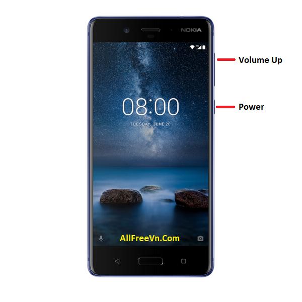 Hướng dẫn Hard Reset Nokia 8