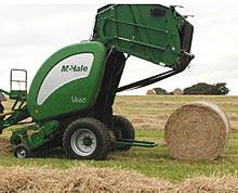 McHale V660 - zmiennokomorowa prasa rolująca