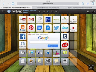 my symbaloo page