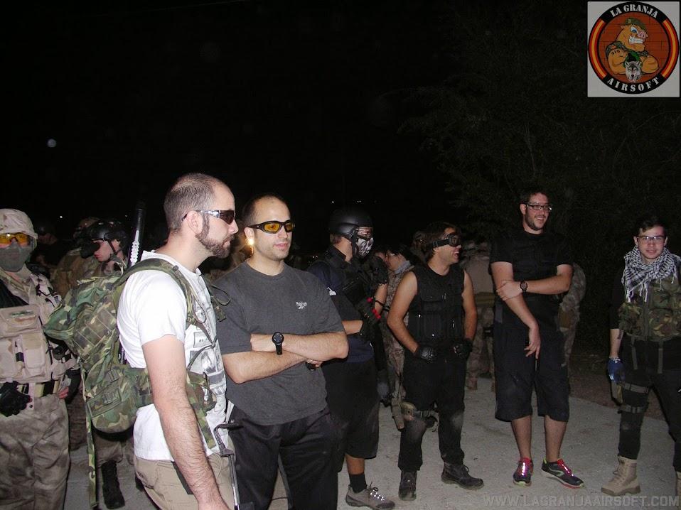 ZOMBIE APOCALIPSIS II. La Granja. 13-09-14 PICT0070