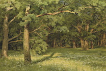 SHISHKIN Ivan The Forest Clearing 1896