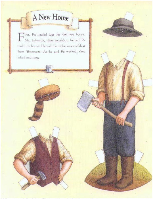 paper dolls - Little House on the Prairie Paper Dolls Little%252BHouse%252BPaper%252BDolls5S