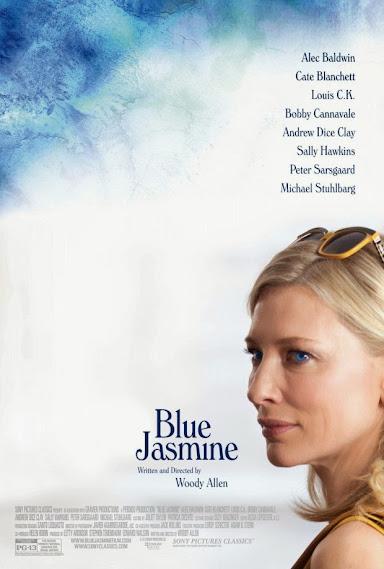 Plakat filmu: Blue Jasmine