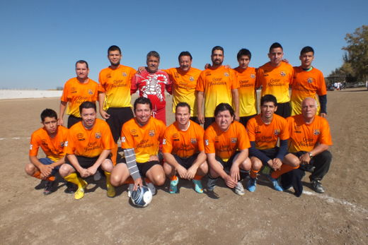 Perla Negra del torneo de primera fuerza de la Liga Municipal de Futbol Soccer
