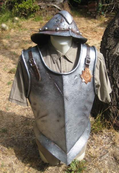 Sir Samual Vimes Armor Set