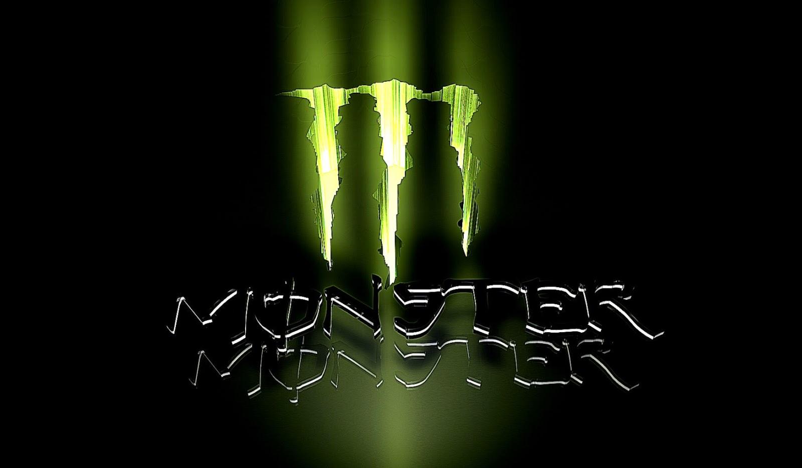3d monster hd wallpaper photo wallpapers - Monster energy wallpaper download ...