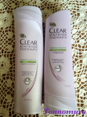 CLEAR Scalp & Hair Therapy: Strong Lengths