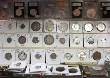 Uncirculated and Graded US Coins