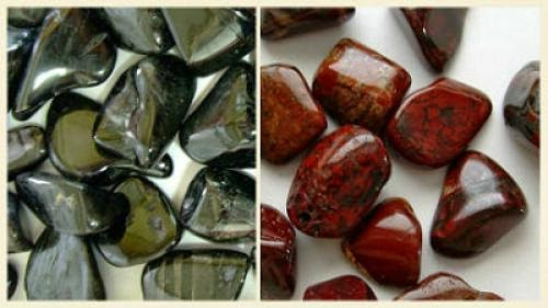 Crystal Healing Properties Of The Colors Red And Black Root Or Base 1St Chakra