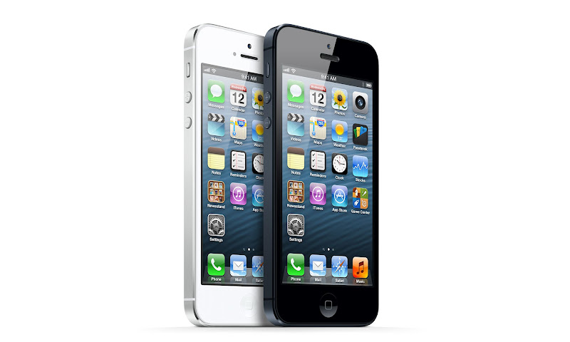 New iPhone 5 Photos