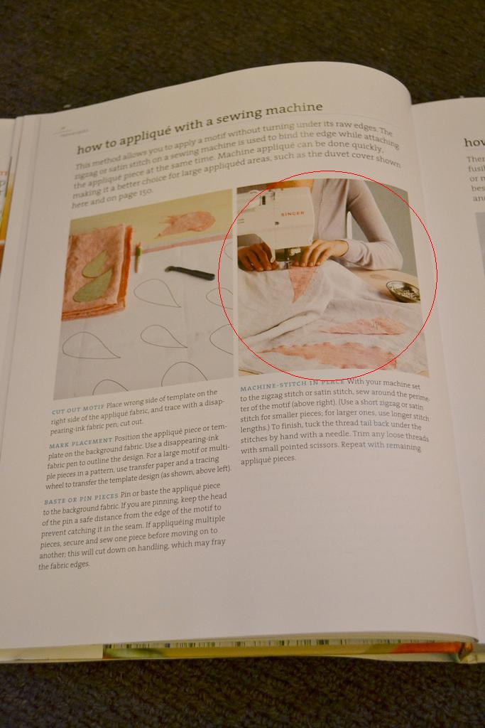 Martha Stewart Fabric Book Cover : Tornangel martha stewart s encyclopedia of sewing