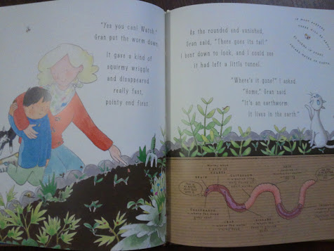 earthworm book
