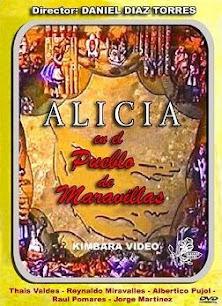 El panóptico insular en Alicia en el pueblo de Maravillas