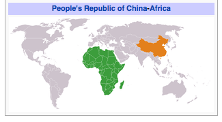 China - Africa Relations