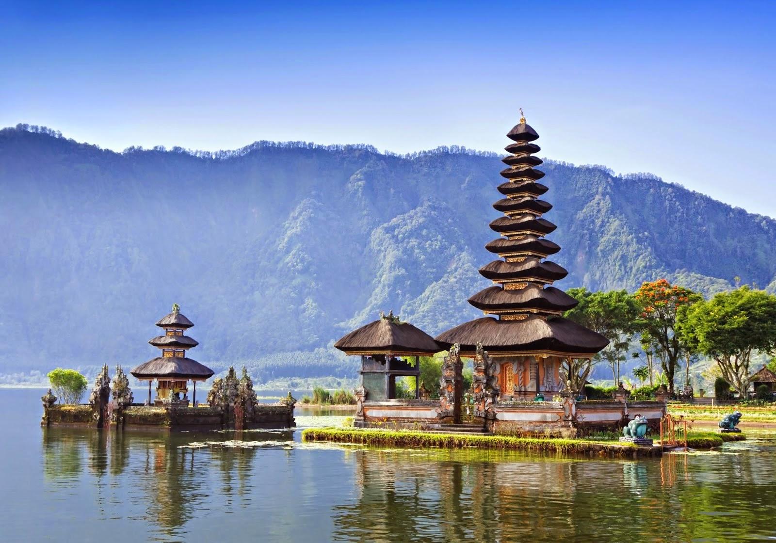 tempat wisata yang indah di dunia