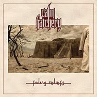 Calm Hatchery - Fading Reliefs recenzja okładka review cover