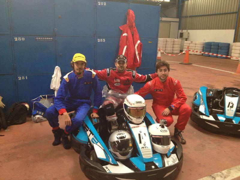 Circuito Karts Santos De La Humosa : Los santos de la humosa fajardo racing