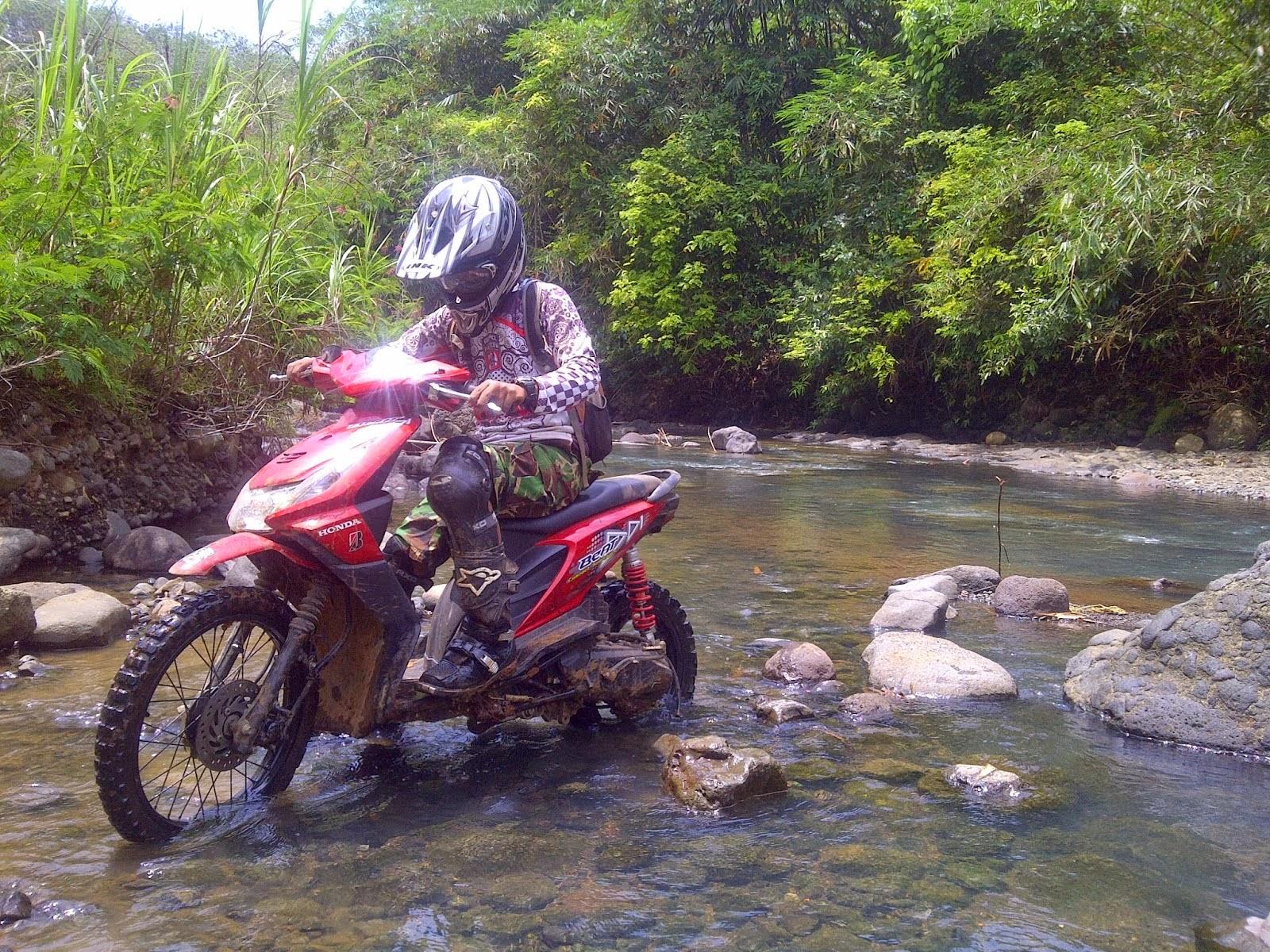 86 Modifikasi Motor Honda Blade Jadi Trail Modifikasi Trail