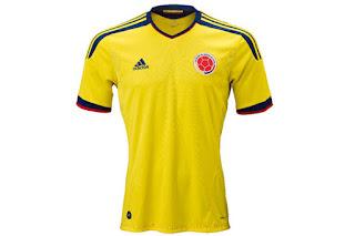 Deportes - Nuevo Uniforme Seleccion Colombia