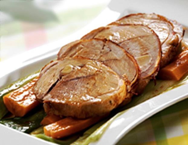 Carnes solomillo al horno - Solomillo de ternera al horno facil ...