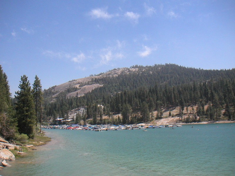 Climb to Kaiser • Shaver Lake