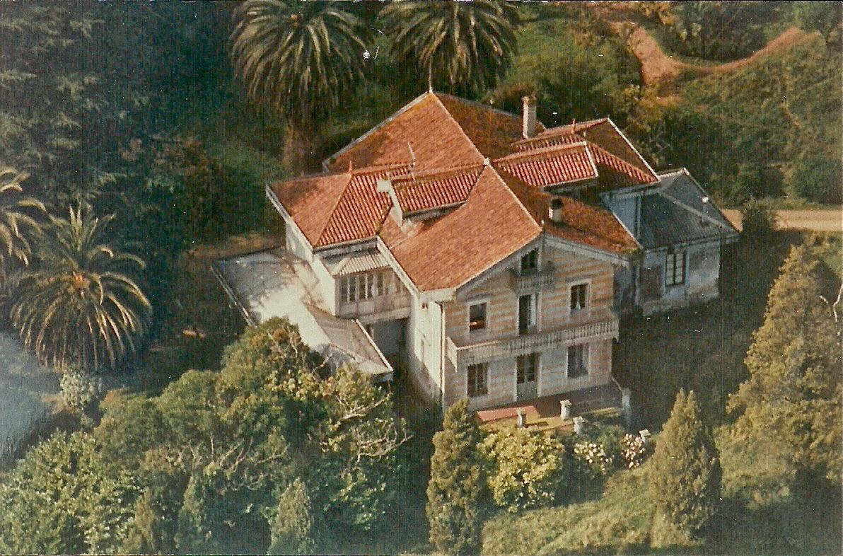Casa de indianos de lujo en venta asturias con jard n centenario y 800m2 de casa cerca de - Casa de asturias madrid ...